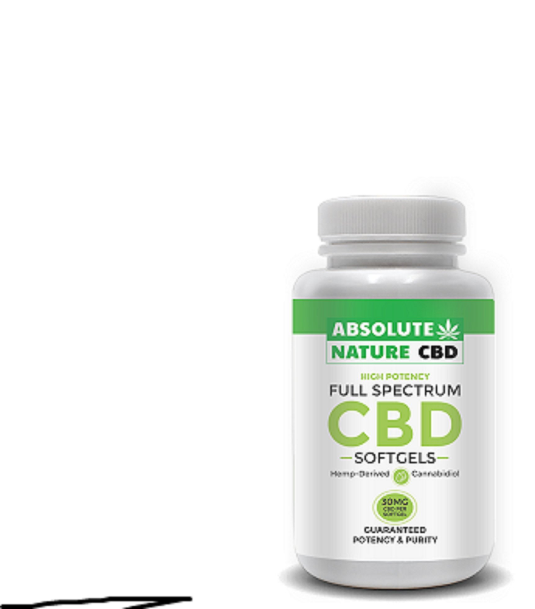 Absolute Nature CBD SoftGels