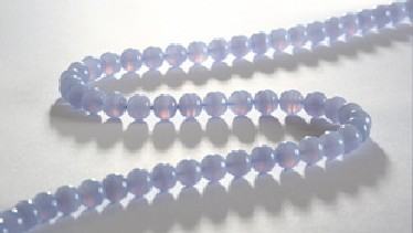 Blue Lace Agate Therapeutic Necklace