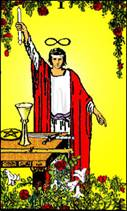 Tarot and the Astrology Sign Gemini - The Lovers and